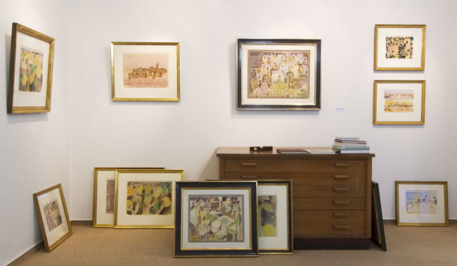 Bargheer-Ausstellung-Galeri